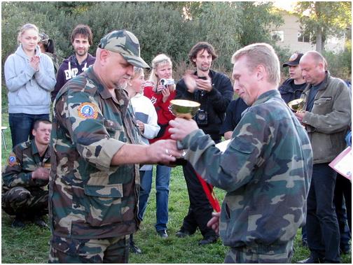 Чемпионат Украины по программе Собака обеспечения общественной безопасности (СООБ) 2011
