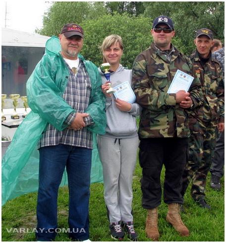 Кубок Украины по программе Собака обеспечения общественной безопасности (СООБ) 2012
