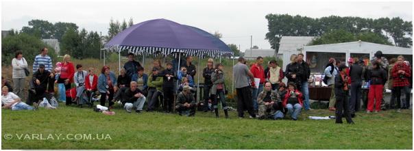 Чемпионат Украины по программе Охранная собака 2010