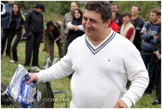 Бронзовый призер Чемпионата Украины 2010 нем.овчарка Ричард,вл. Колейчик В.В.