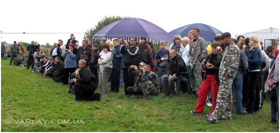 Чемпионат Украины по программе Собака сопровождения 2010