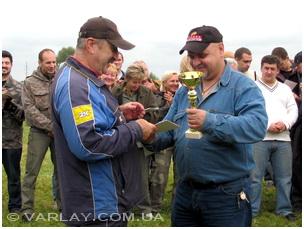 Вице-Чемпион Украины 2010 команда Арес 1