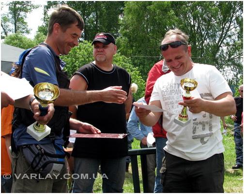Кубок Украины по программе Собака сопровождения 2010