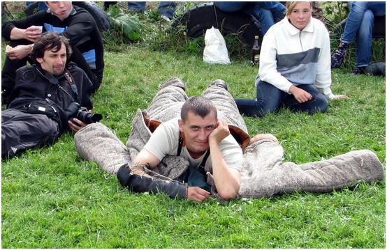 Чемпионат Украины по программе Собака сопровождения 2011